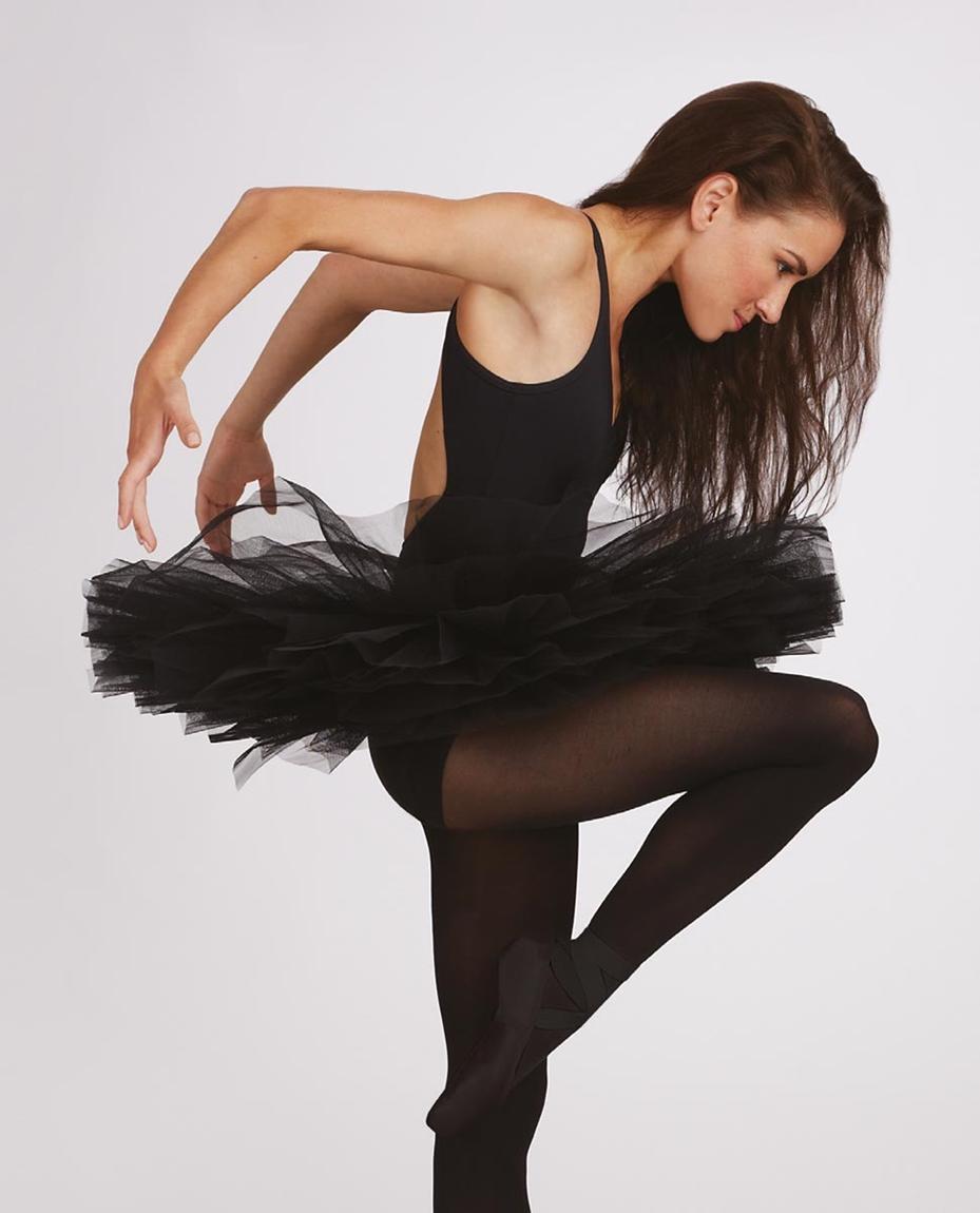Women's Ballet Tutu BLACK