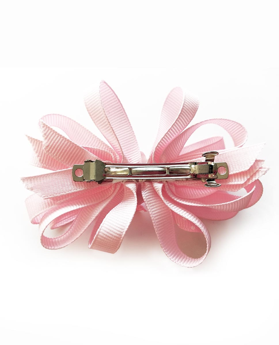 Grosgrain Bow With Ballet Shoes