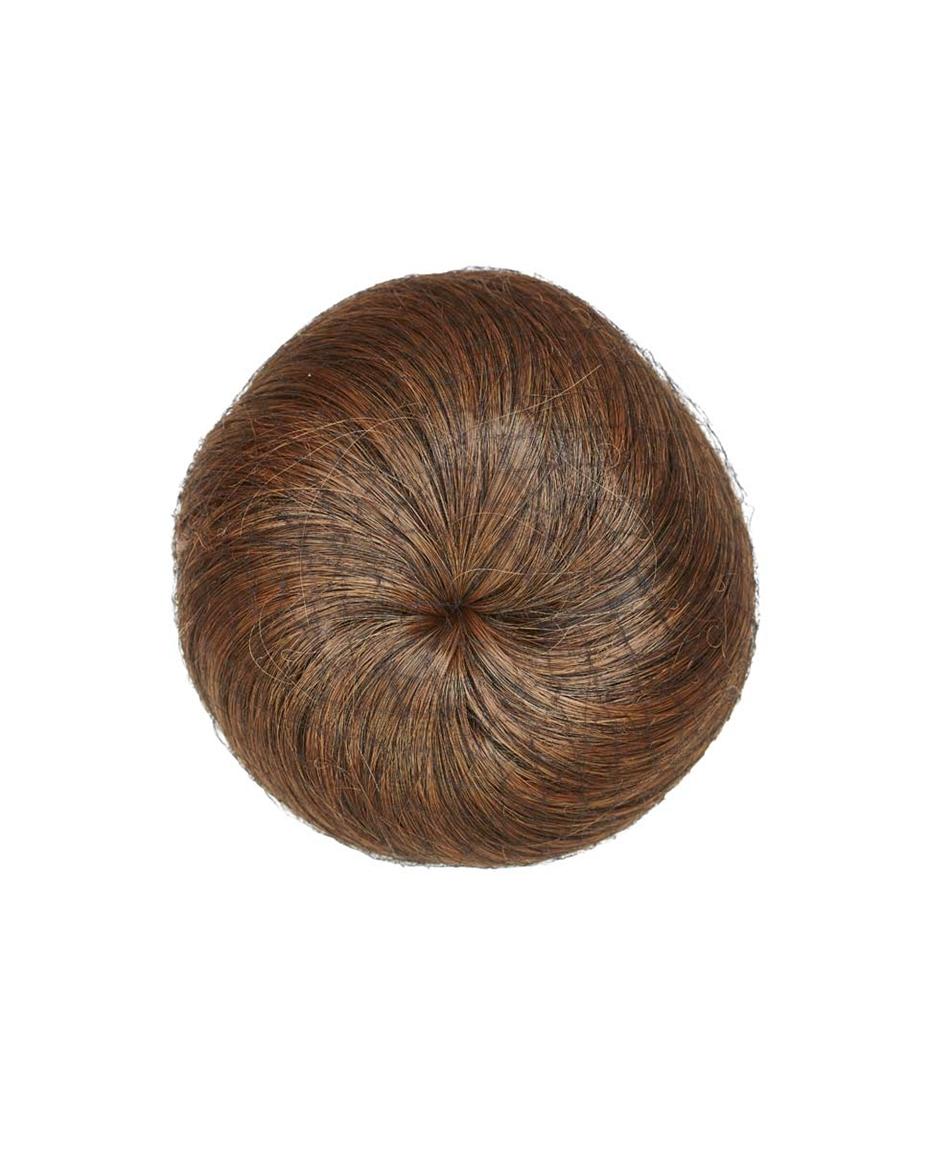 Pack of 2 Bun Nets Medium Brown