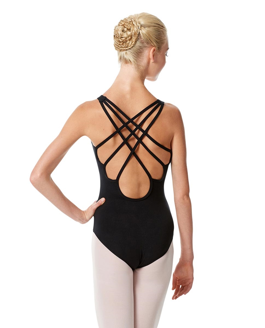 Strappy Back Dance Leotard Theresa