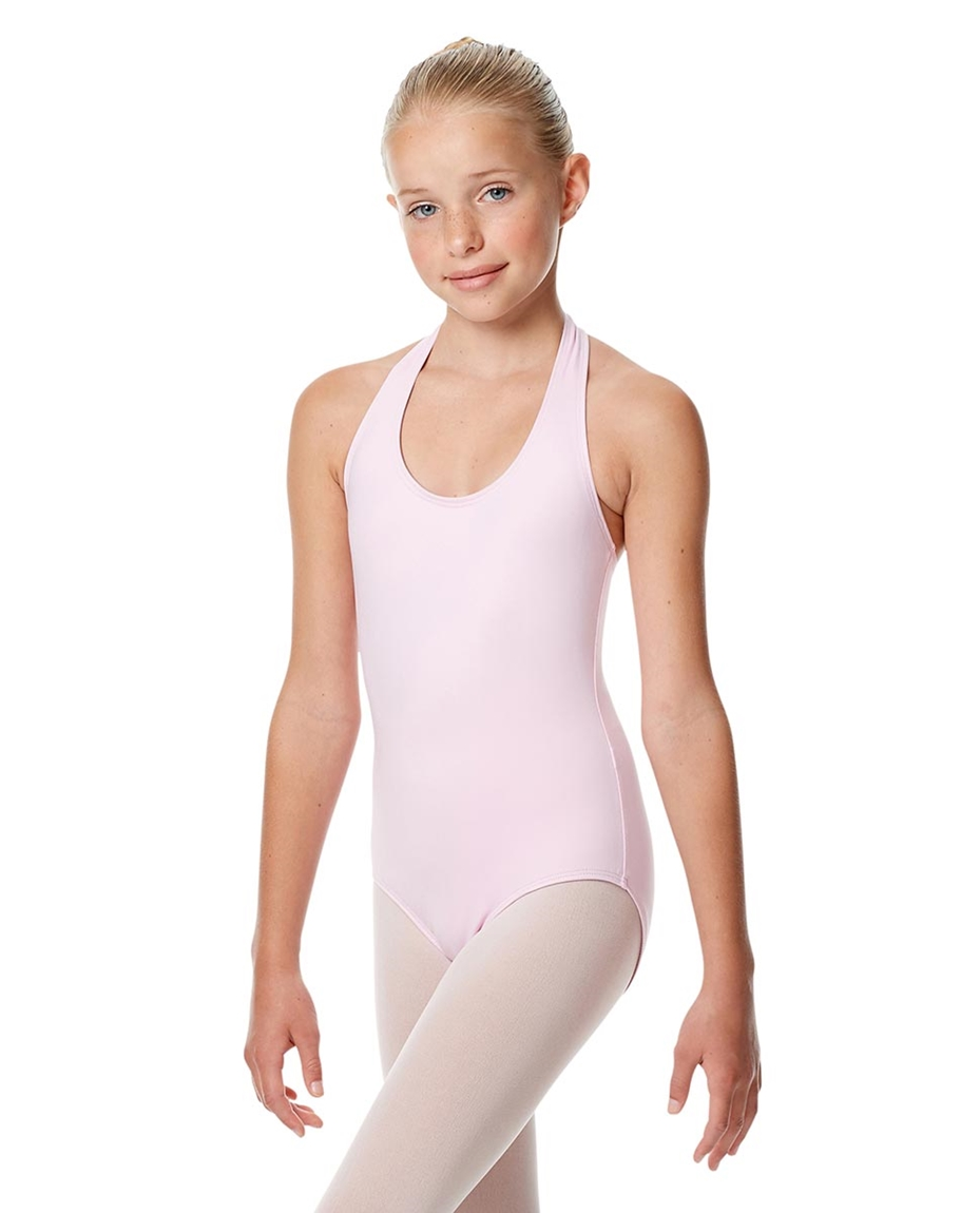 Child Halter Neck Dance Leotard Tamara