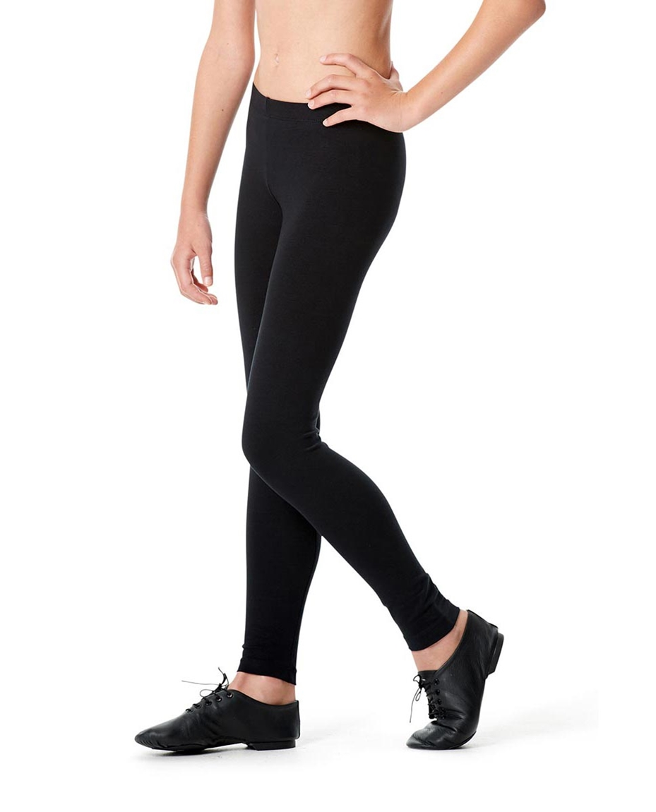 Child Ankle Length Dance Leggings Yvonne