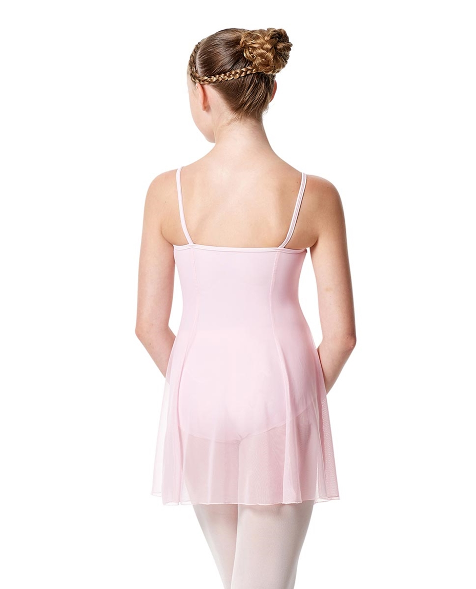 Girls Camisole Short Ballet Dress Danielle