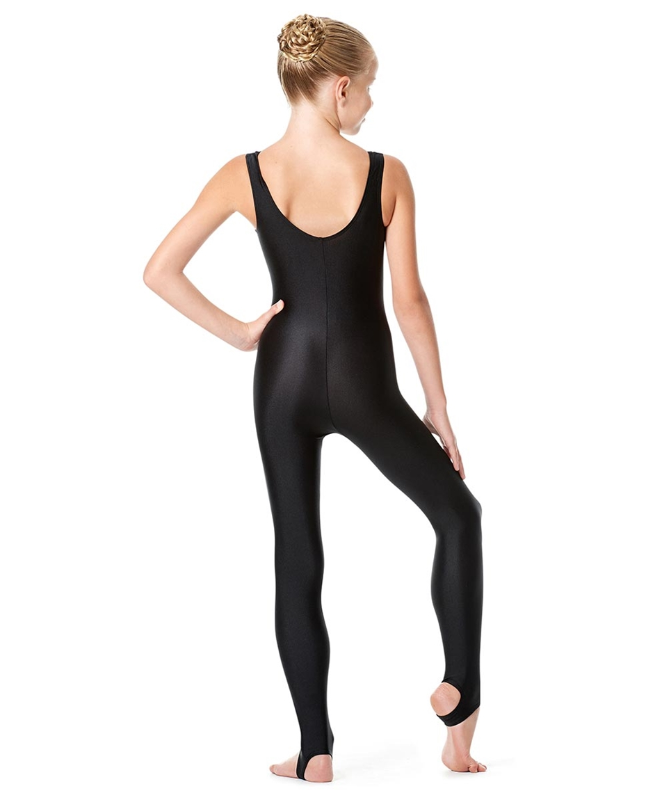 Girls Tank Stirrup Dance Unitard Matilde