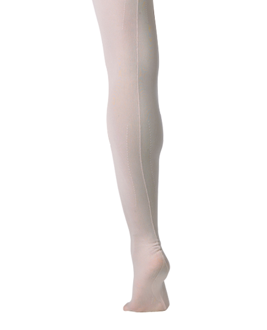 Adult Footed Seamed Dance Tights