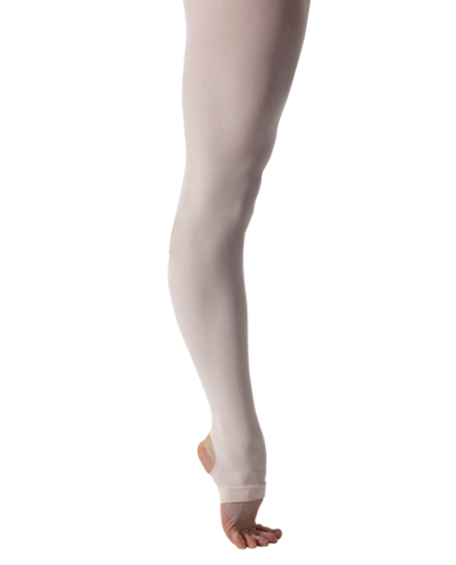 Girls Stirrup Dance Tights