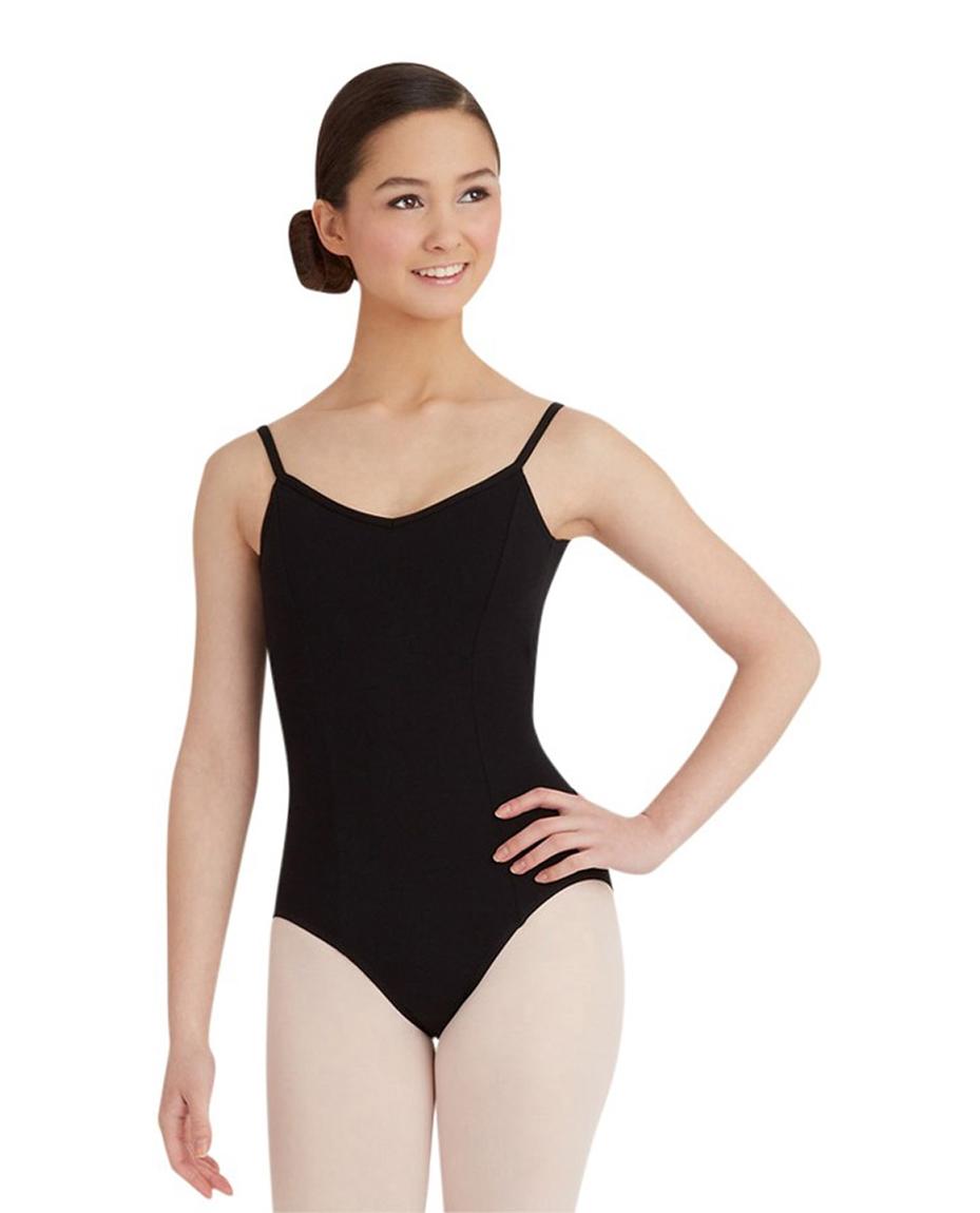 Camisole Princess Ballet Leotard BLACK