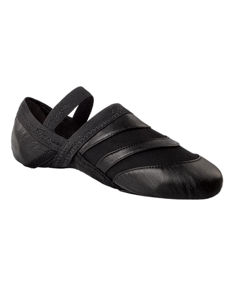 Freeform Hybrid Jazz Ballet Shoes BLACK