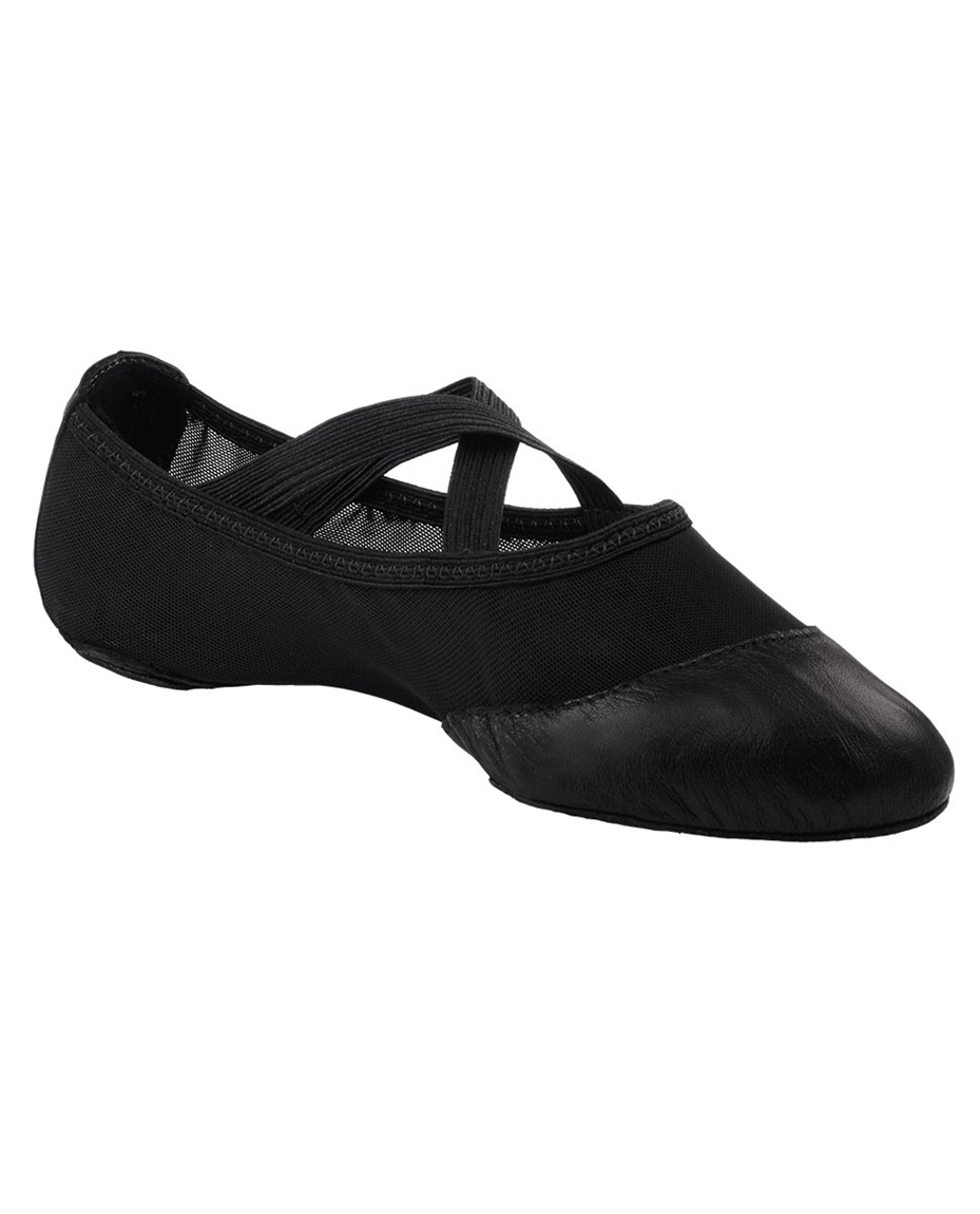 Power Net Breeze Ballet Shoes BLACK