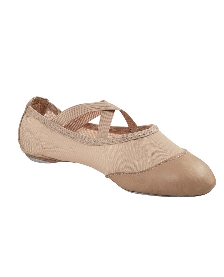 Power Net Breeze Ballet Shoes NUDE