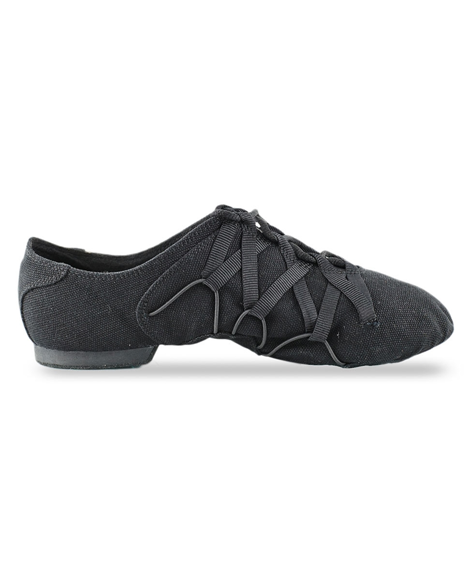 Jazz Shoes with Suede Split Sole