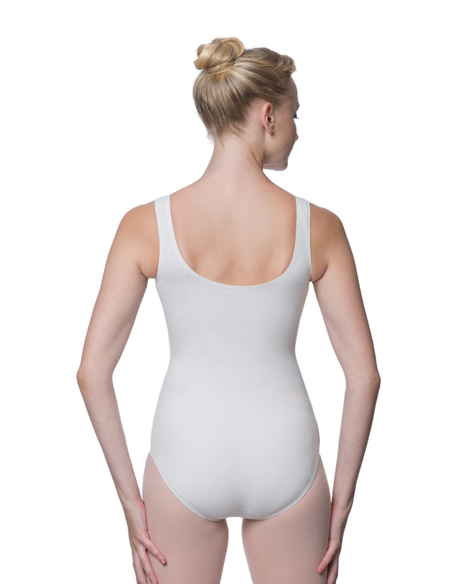 Adult Classic Tank Dance Leotard Barbara