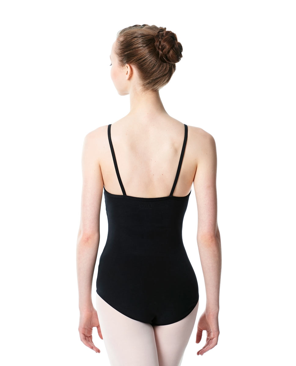 Adults High Jewel Neck Camisole Ballet Leotard Calla