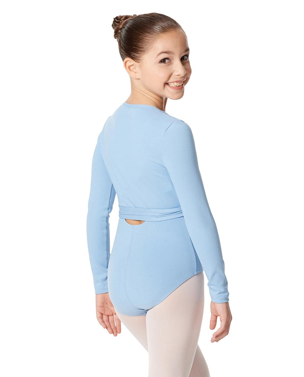 Dance Ballet Cotton Tie Wrap Crossover All Colours And Sizes By Katz Dancewear