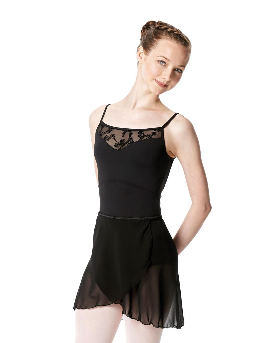 Women Sheer Wrap Skirt Ballet Skirt Ballet Dance Clothes Fashion Adult Ladies