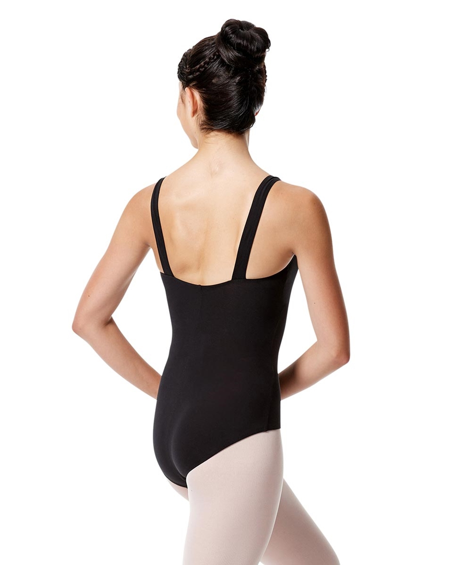 Adult Wide Straps Leotard Constanza