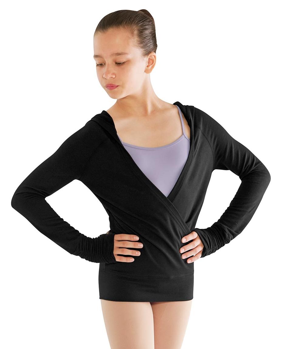 Bamboo Long Sleeve Sweater Black