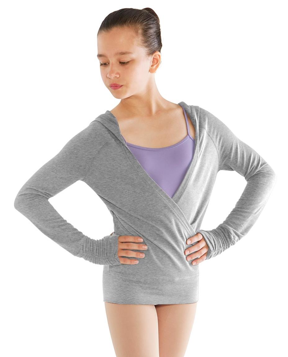 Bamboo Long Sleeve Sweater Grey