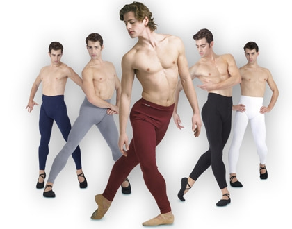 Mens Cotton Dance Leggings