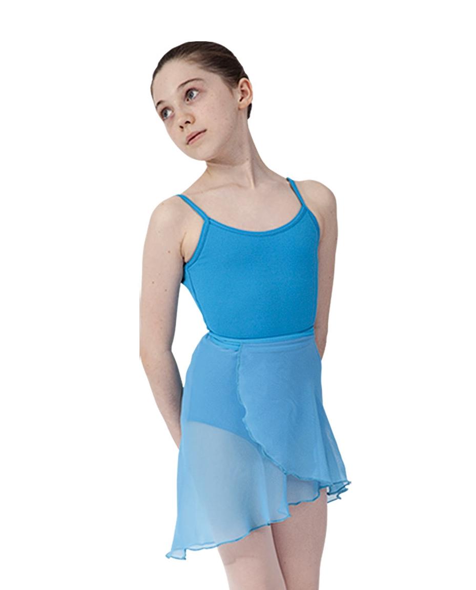 Girls ballet wrap skirt_TUR