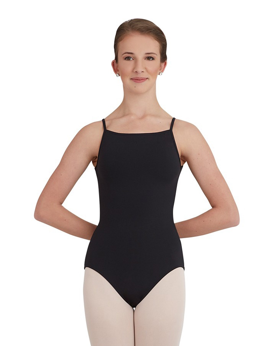 Adult Fashion Sunburst Camisole Dance Leotard