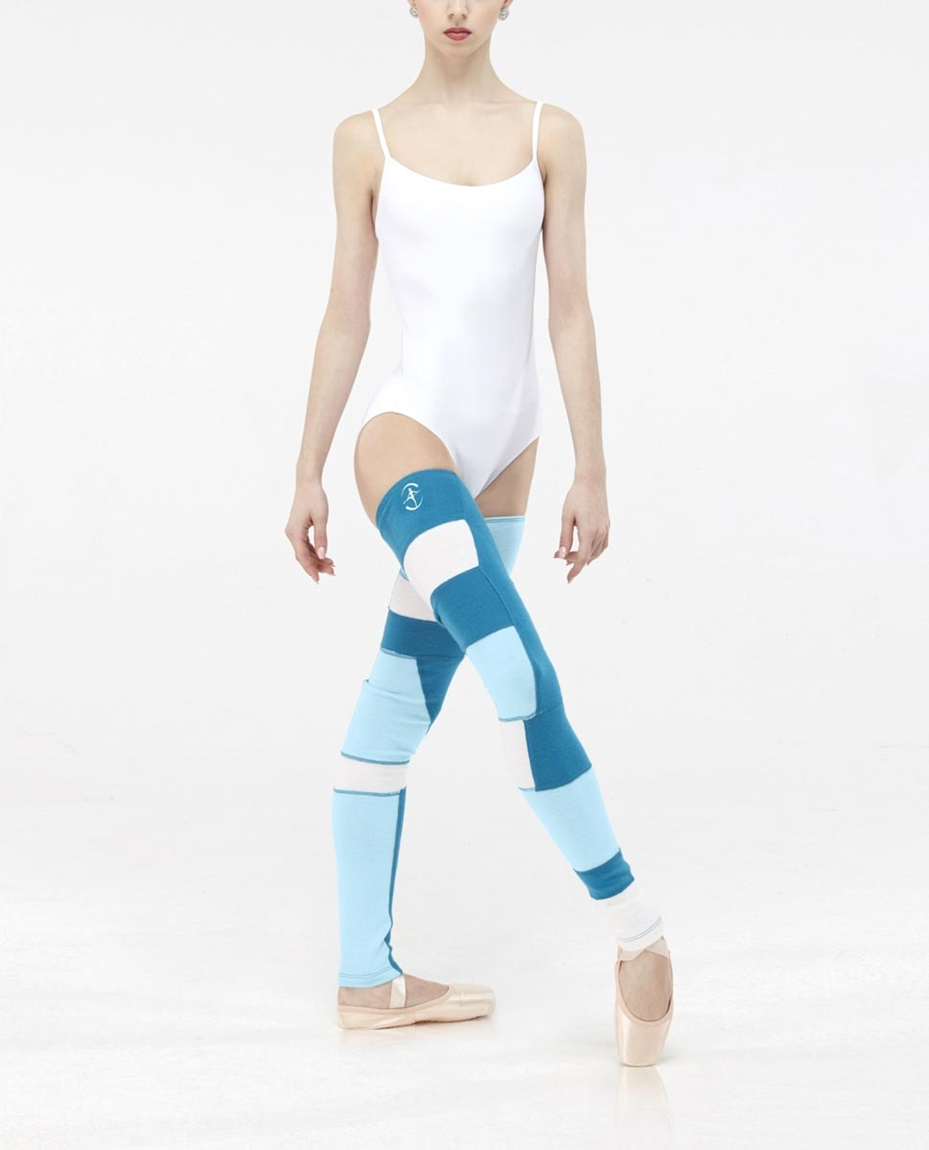 Acrylic Leg Warmers