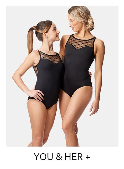 New LULLI leotards from Girls