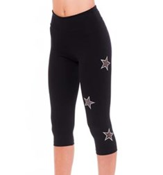 Women Activewear Capri Pants