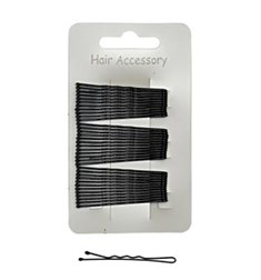 5cm Waved Hair Grips