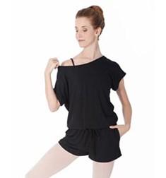 Short Sleeve Dance Sweatsuit