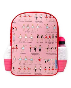 Ballet Pink Backpack