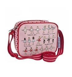 Ballet Dance Shoulder Bag