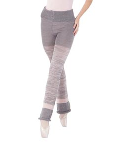 Knitted Wool-Acrylic Dance Pants