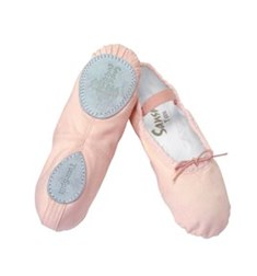 TUTU-Split Canvas Split Sole Ballet Shoes