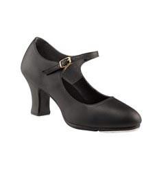 Womens Manhattan Heeled Tap Dance Shoes
