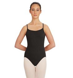 Womens Camisole Criss-Cross Dance Leotard