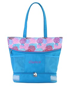 Large Dance Tote Bloom