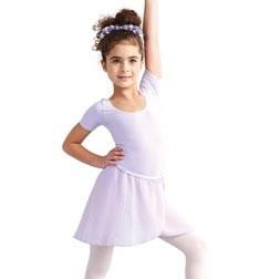Childs Chiffon Ballet Dance Wrap Skirt