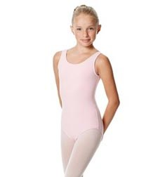 Child Basic Tank Ballet Leotard Adel