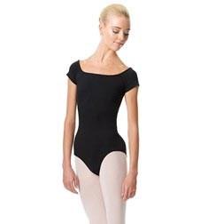 Womens Cap Sleeve Ballet Leotard Naomi