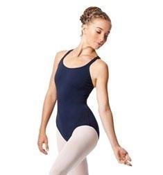 Womens Strappy Camisole Ballet Leotard Larissa