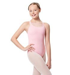 Child Strappy Camisole Ballet Leotard Larissa