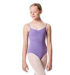 Child Pinch Camisole Ballet Leotard Faina