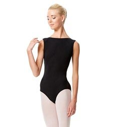 High Neckline Tank Dance Leotard Olimpia