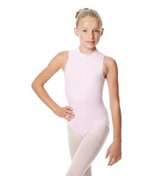 Child Mock Neck Dance Leotard Belina