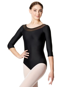 Girls Long Sleeve Dance Leotard Hazel