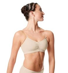 Womens Dance Undergarments Bra Top Roxana