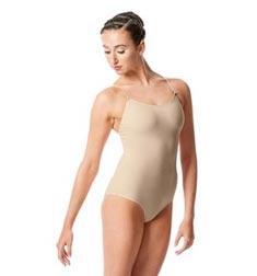 Womens Undergarment Dance Leotard Nude Geneva