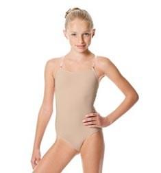 Child Undergarment Leotard Nude  Geneva