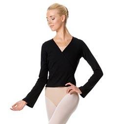 Womens Ballet Wrap Top Regina